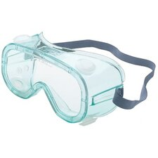 A600 Series Goggles - spartan green frame safety glasses clear af coat