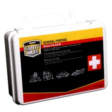 Large Deluxe First Aid Kit