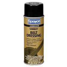 Sprayon® Belt Dressing Lubricants - 16-oz. belt dressing