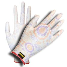 Ladies Nylon Shell Gloves with Polyurethane Coating
