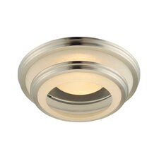 "1.75"" Recessed Trim in Brushed Nickel"