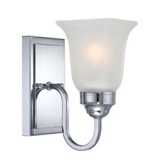 Parker 1 Light Bath Vanity Light
