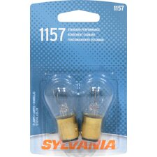 Clear 12.8-Volt S8 Incandescent Mini Light Bulb (Set of 2)