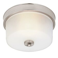 Sylvestre 1 Light Flush Mount