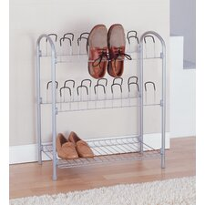 Organize It All Shoe Rack