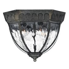 Regal Outdoor Flush Mount