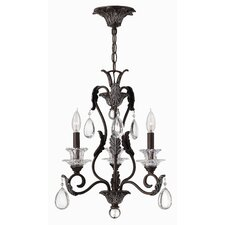 Marcellina 3 Light Chandelier
