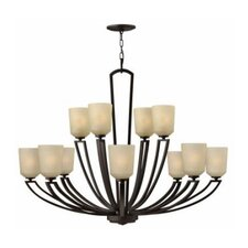 Parker 12 Light Chandelier