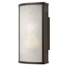 District 1 Light Outdoor Wall Lighting