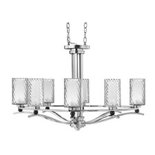 Tides 8 Light Chandelier