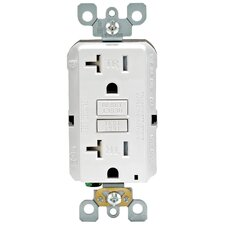 GFCI Duplex Receptacles (Set of 3)