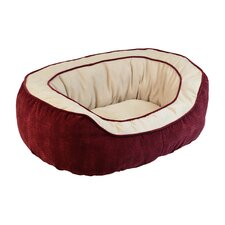 Chevron Gusset Daydreamer Dog Bed