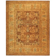 Taj Mahal Light Brown/Beige Rug