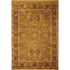 Dynasty Gold/Red Rug