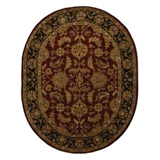 Heritage Red/Black Rug