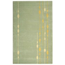 Soho Light Green Rug