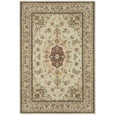 Persian Court Light Green/Beige Rug
