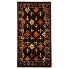 Porcello Black Rug