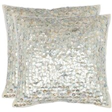 Fiona Cotton Decorative Pillow (Set of 2)