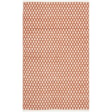 Boston Bath Mats Orange Rug