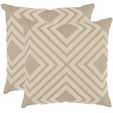 Stella Cotton Decorative Pillow (Set of 2)