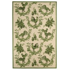 Chelsea Light Green Novelty Rug