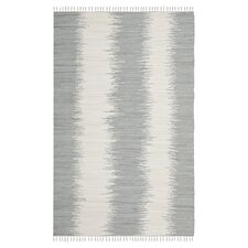 Montauk Grey Abstract Rug