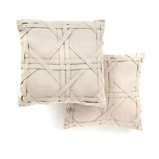 Kendra Cotton Decorative Pillow (Set of 2)