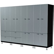 Large Storage Wall Set S72