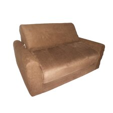 Micro Suede Kid's Sofa Sleeper