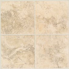 "Bucaro 13"" x 13"" Floor Tile in Dorato"