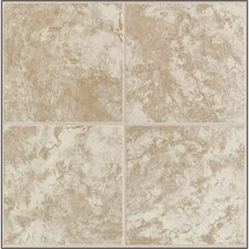 "Pavin Stone 18"" x 18"" Floor Tile in Gray Flannel"