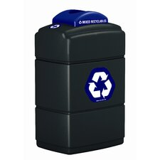 Green Zone Recycling Top Waste Container