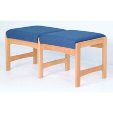 Dakota Wave Two Seat Bench