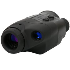 Eclipse 2x24 Night Vision Monocular in Black