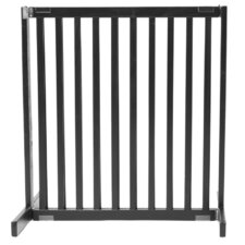 "30"" Small Kensington Pet Gate in Black"