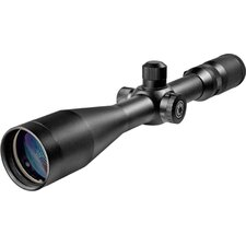 8-26x50, Benchmark Riflescope, Side Parallax, Black Matte, 30mm, Mil-Dot