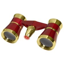 3x25 Blueline Binoculars Opera Glass with Light
