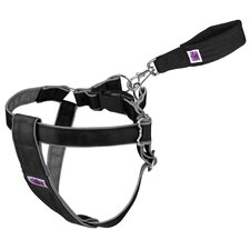 Mutt Gear™ Dog Step In Harness in Black and Gray
