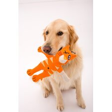 Cast of Characters™ Cat Dog Toy in Orange