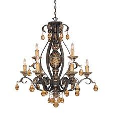 Eldora 9 Light Chandelier