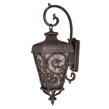 Spaniard Outdoor Wall Lantern