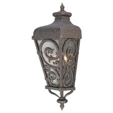 Spaniard 2 Light Wall Lantern