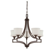 Terrell 5 Light Chandelier