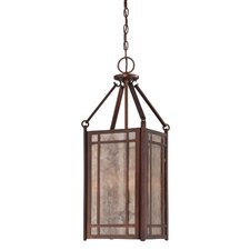 Lovett 3 Light Foyer Pendant