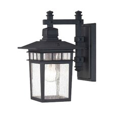 Linden 1 Light Outdoor Wall Lantern