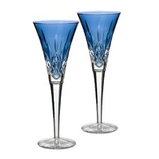 Lismore Toasting Flute Glass (Set of 2)