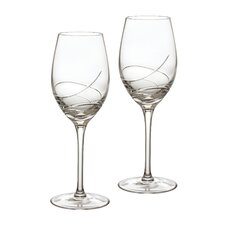 Ballet Ribbon Essence White Wine Glass (Set of 2)