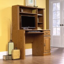 "Orchard Hills 57"" Computer Desk with Hutch"