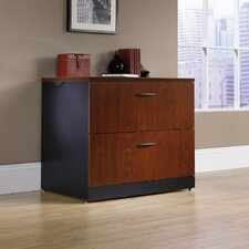 Via Lateral File Cabinet in Classic Cherry